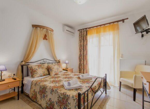 Junior suites with sea view
